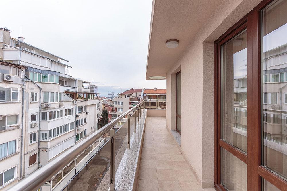 Aпартамент на ул. Средна гора 4, Бургас